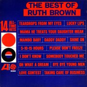 The best of ruth brown cover image