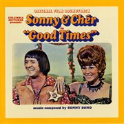 Good times-original film soundtrack cover image