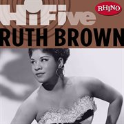 Rhino hi-five:  ruth brown cover image