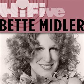 Cover image for Rhino Hi-Five: Bette Midler