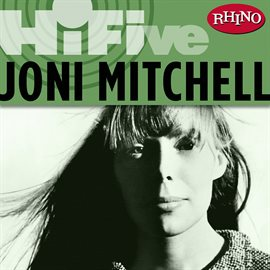 Cover image for Rhino Hi-Five: Joni Mitchell