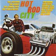 Hot rod city [digital version] cover image