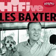 Rhino hi-five: les baxter cover image