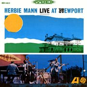 Herbie Mann live at Newport cover image