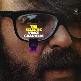 Cover image for The Eclectic Vince Guaraldi