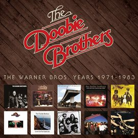 Cover image for The Warner Bros. Years 1971-1983