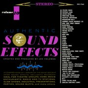 Authentic sound effects (vol. 10) cover image