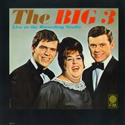 The big 3 live at the recording studio cover image