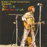 Cheapo-cheapo productions presents real live john sebastian cover image