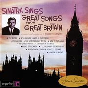 Sinatra sings great songs from great britain cover image