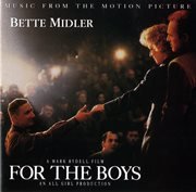 For the boys [music from the motion picture] cover image