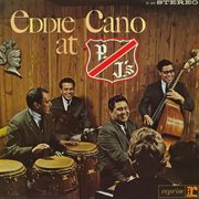 Eddie cano at pj's cover image