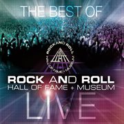 The best of rock and roll hall of fame + museum live cover image