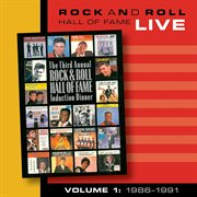 Rock and roll hall of fame volume 1: 1986-1991 cover image