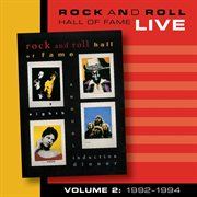 Rock and roll hall of fame volume 2: 1992-1994 cover image