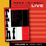 Rock and roll hall of fame volume 4: 1996- 1997 cover image
