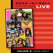 Rock and roll hall of fame volume 9: 2006-2007 cover image