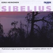 Sibelius : Published Original Works for Piano - Complete Edition Vol. 4