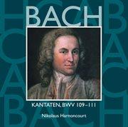 Bach, Js : Sacred Cantatas Bwv Nos 109 - 111