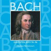 Bach, Js: Sacred Cantatas Bwv Nos 94 - 96