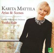 Karita mattila sings arias & scenes cover image