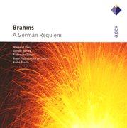 Brahms : ein deutsches requiem [a german requiem]