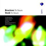 Bruckner : te deum & verdi : te deum cover image
