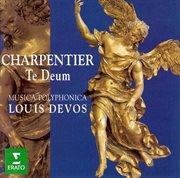 Charpentier : te deum, laudate dominum & magnificat cover image