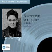 Schubert: 25 lieder cover image