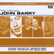 The ultimate john barry cover image