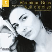 Nuit d'etoiles - melodies francaises [digital version] cover image