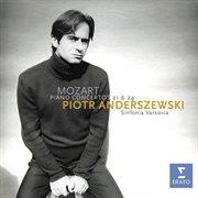 Mozart: piano concertos 21 & 24 cover image
