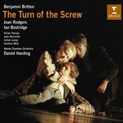 Britten - the turn of the screw op. 54 cover image