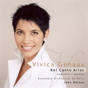 Bel canto arias cover image