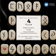 Elgar: orchestral works cover image