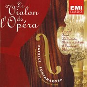 Le violon de l'opera cover image