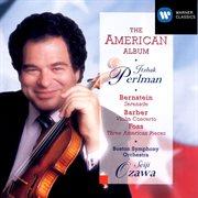 The American album cover image