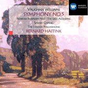 Symphony no. 5 ;: Norfolk rhapsody ; The lark ascending cover image