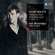 Schumann: liederkreis & dichterliebe etc cover image