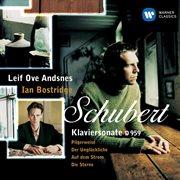 Schubert : sonata in a/lieder cover image