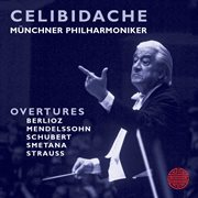 Opera overtures cover image