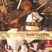 Monteverdi - lòttavo libro de madrigali 1638 cover image