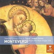 Vespro della beata vergine 1610 cover image