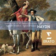 Symphonies 26, 52, 53 ;: Sinfonia concertante ; Violin concertos cover image