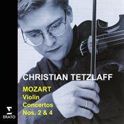 Violin concertos nos. 2 & 4 cover image