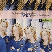 Byrd - motets & masses cover image