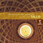 Tallis: latin church music cover image