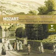 Mozart: piano concerto nos 20, 23, 24, & 25 cover image