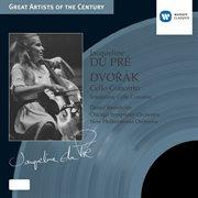 DVORAK, A: Cello Concerto cover image