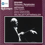 Sinfonien: Symphonies ; 3 Ungarische Tänze ; Haydn-Variationen cover image